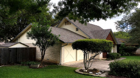 Roof and Solar replacement, Custom Exterior Restoration, Seamless Gutters